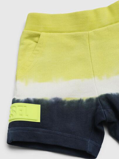 Diesel - PDEEPB, Blue/Yellow - Shorts - Image 3