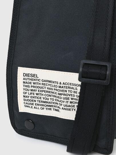 Diesel - ANKO WP, Black - Crossbody Bags - Image 5