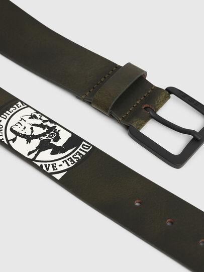 Diesel - B-MOICA, Olive Green - Belts - Image 3