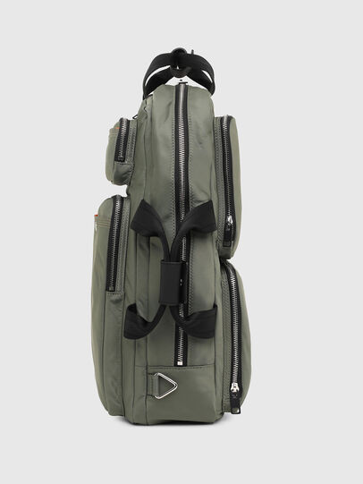 Diesel - TROPHY, Green - Backpacks - Image 3