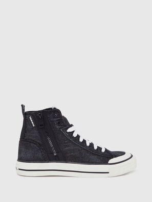 S-ASTICO MID ZIP W, Black - Sneakers