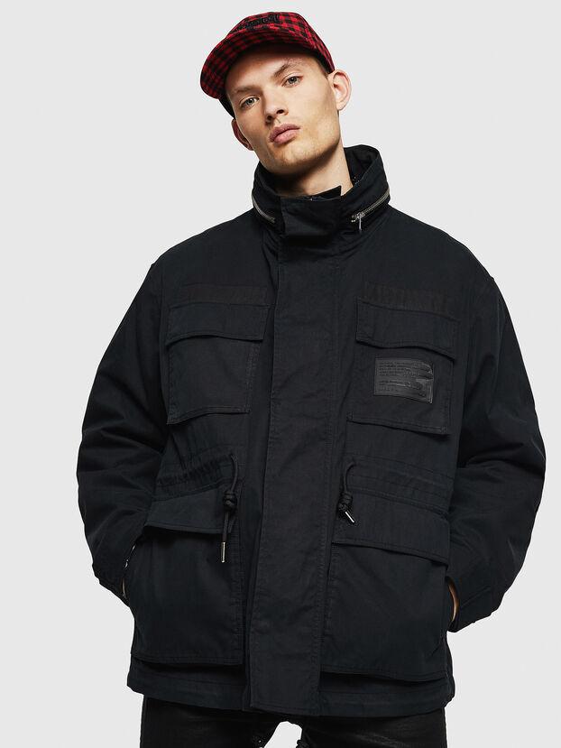 J-TOUCHIN, Black - Jackets