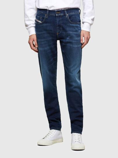 Diesel - D-Strukt JoggJeans® 069RX, Dark Blue - Jeans - Image 1
