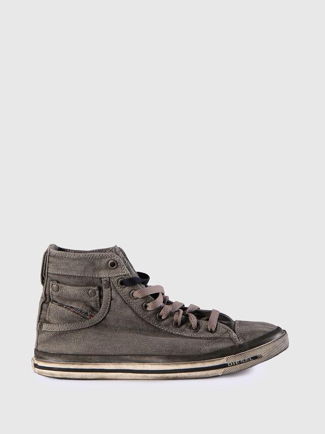Diesel EXPOSURE IV W, Black Jeans - Sneakers - Image 1