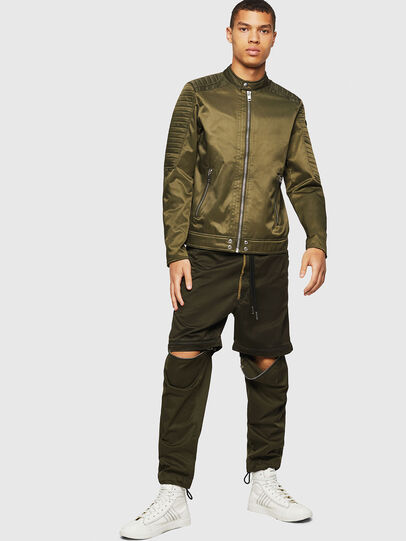 Diesel - J-SHIRO, Military Green - Jackets - Image 6
