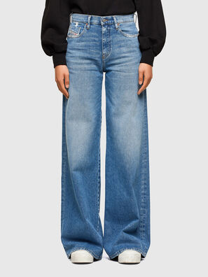 D-Akemi 009EU, Light Blue - Jeans
