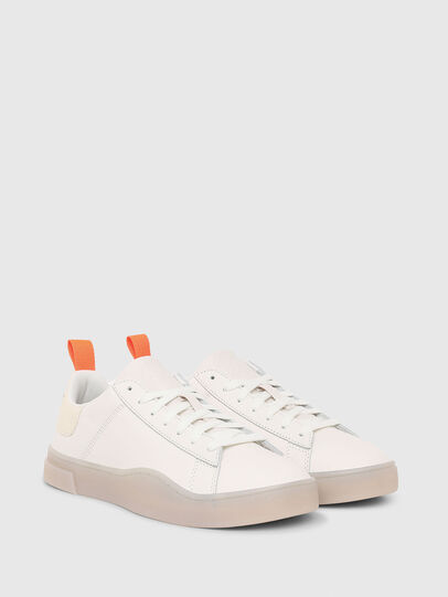 Diesel - S-CLEVER LOW LACE W, White - Sneakers - Image 2