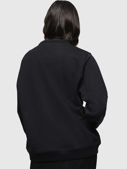 Diesel - F-ANG, Black - Sweaters - Image 2