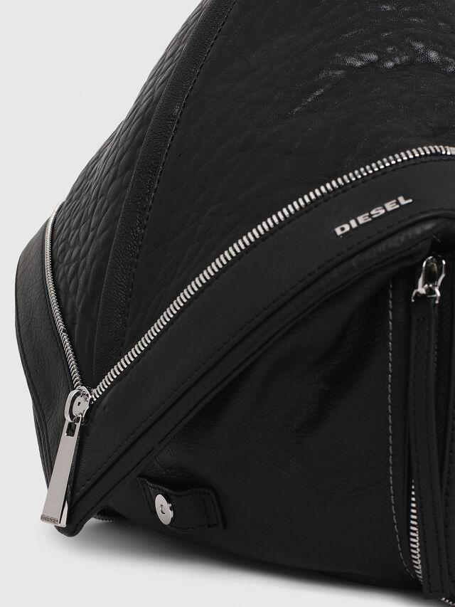 Diesel LE-MHONIC, Black - Backpacks - Image 6