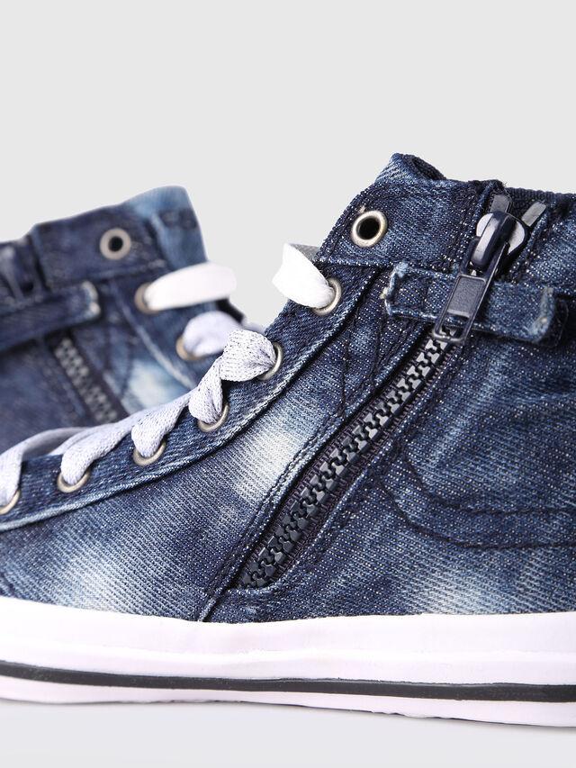 Diesel - SN MID 20 EXPOSURE C, Blue Jeans - Footwear - Image 4