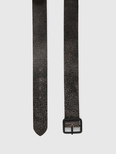 Diesel - B-FRACO, Black - Belts - Image 3