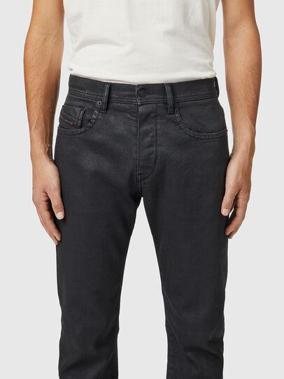 Diesel - D-Vocs 09B41, Black/Dark grey - Jeans - Image 3