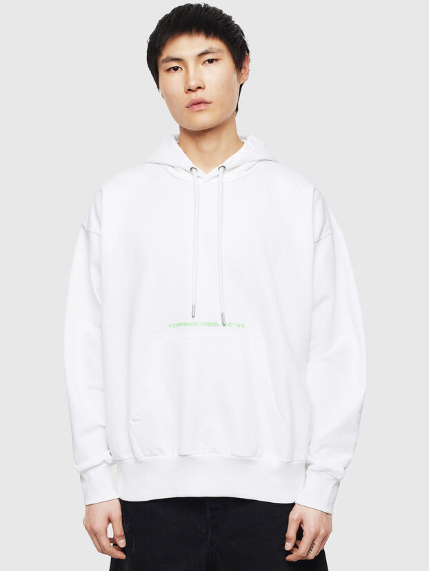 S-ALBY-S2, White - Sweaters