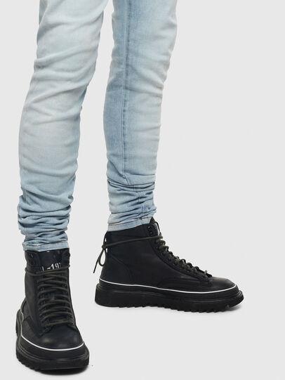 Diesel - D-Amny 009BE, Light Blue - Jeans - Image 4