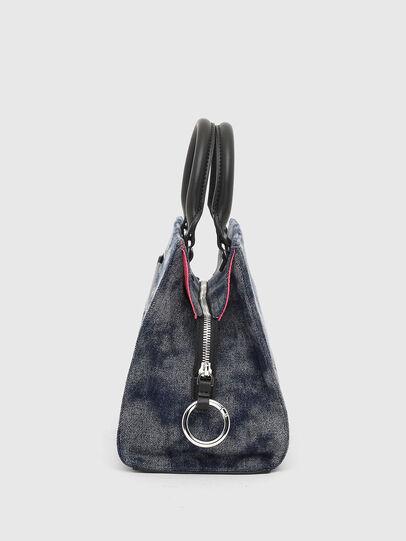 Diesel - PIRITE, Blue - Satchels and Handbags - Image 3