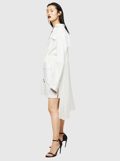 Diesel - D-TEAR, White - Dresses - Image 4