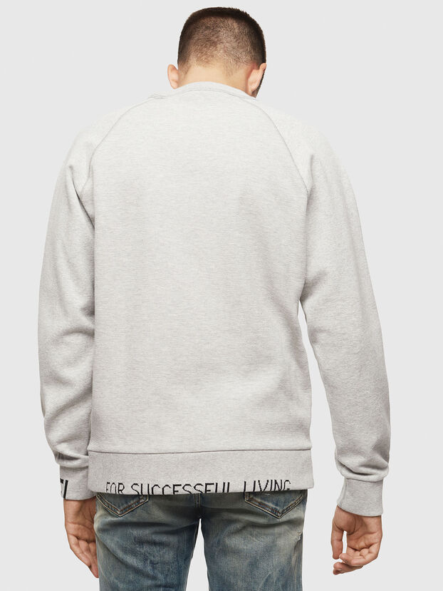 S-KOBLER, Grey - Sweaters