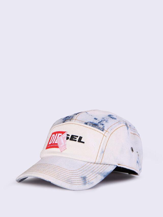CHANNEL-D, White