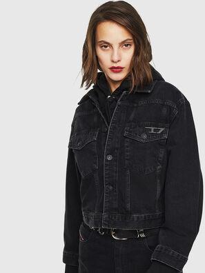 DE-CATY, Black - Denim Jackets