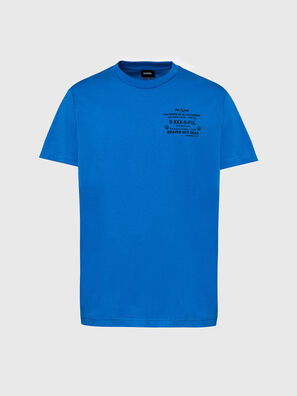 T-DIEGOS-X44, Light Blue - T-Shirts