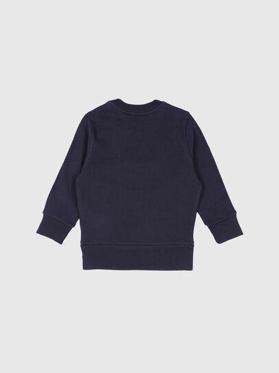 Diesel - SALLIB-R, Navy Blue - Sweaters - Image 2