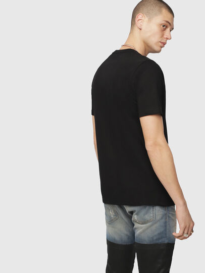 Diesel - T-JUST-DIVISION,  - T-Shirts - Image 2