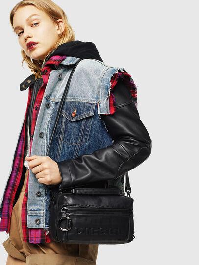 Diesel - FUTURAH, Black - Crossbody Bags - Image 8