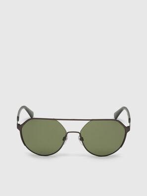 DL0324, Black/Green - Sunglasses