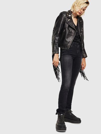 Diesel - Sandy 0096P, Black/Dark grey - Jeans - Image 5