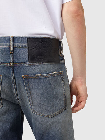 Diesel - D-Fining Z9A05, Medium blue - Jeans - Image 4