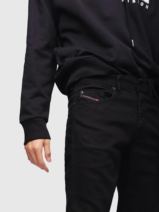 Diesel Buster 0886Z, Black/Dark grey - Jeans - Image 3