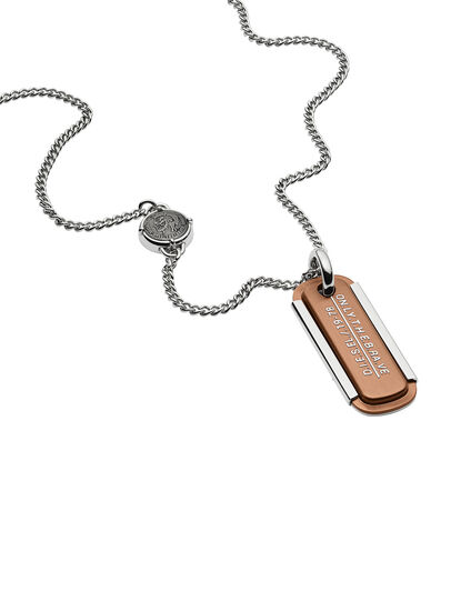 Diesel - NECKLACE DX1095,  - Necklaces - Image 2