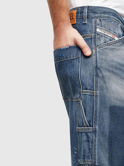 Diesel - D-Franky 009CB, Medium blue - Jeans - Image 6