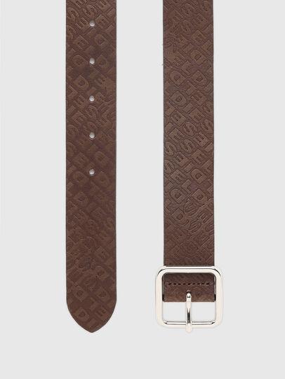 Diesel - B-OMNI, Brown - Belts - Image 3