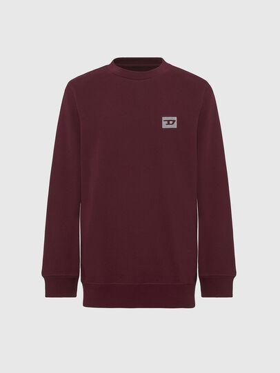 Diesel - UMLT-WILLY, Bordeaux - Sweaters - Image 1