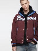 S-BONY, Red/Blue - Jackets