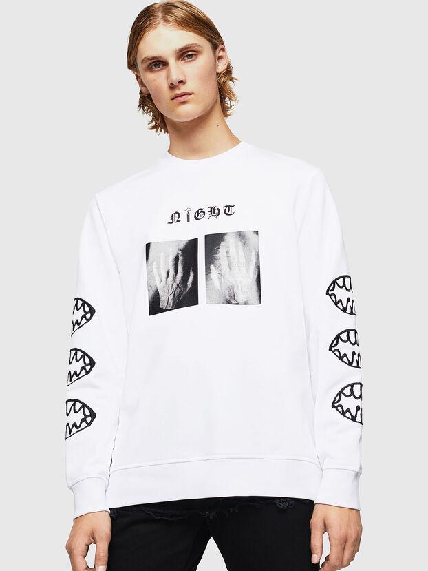 SNEILB-X1, White - Sweaters