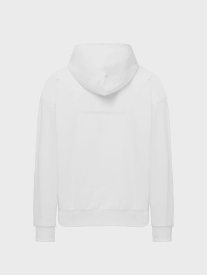 Diesel - S-ALBYEL-X1, White - Sweaters - Image 2