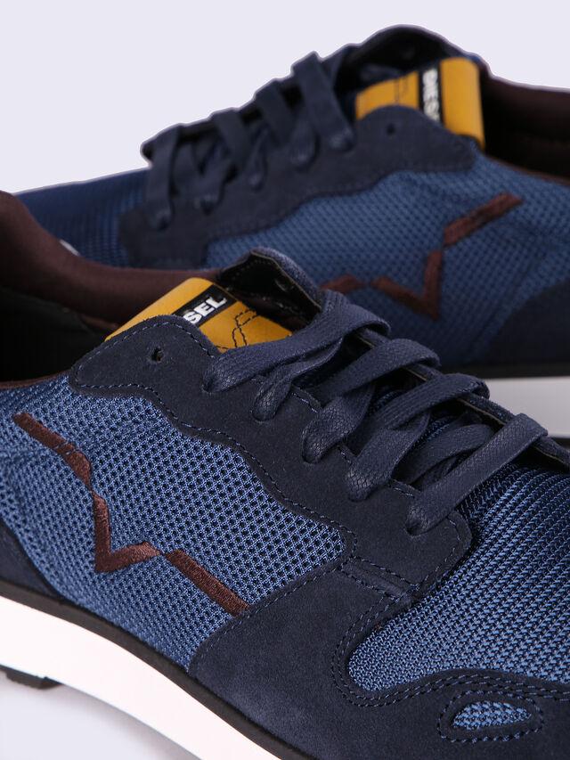 Diesel - RV, Blue - Sneakers - Image 4