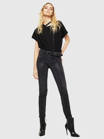 Diesel - T-JALA, Black - T-Shirts - Image 7
