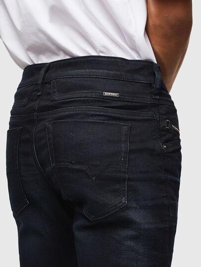Diesel - D-Bazer 084AY, Dark Blue - Jeans - Image 4