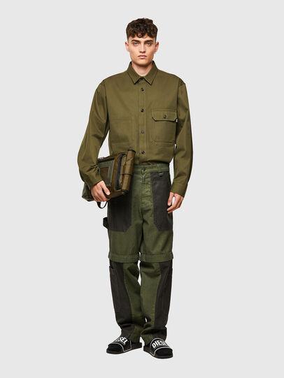 Diesel - D-Multy 0IDAQ, Green - Jeans - Image 6