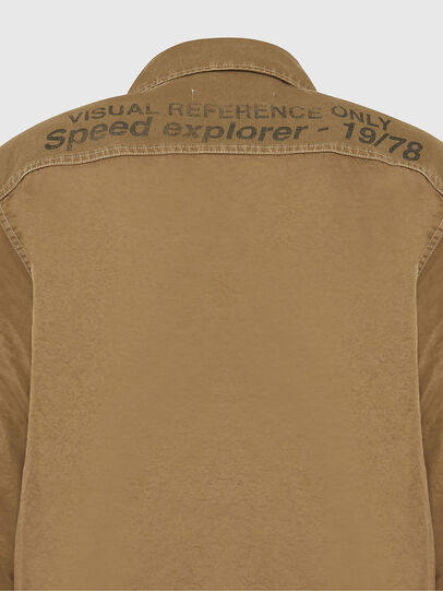 Diesel - J-BERKLEY, Light Brown - Jackets - Image 5