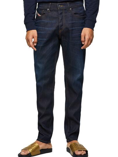 Diesel - D-Fining 09A45, Dark Blue - Jeans - Image 1