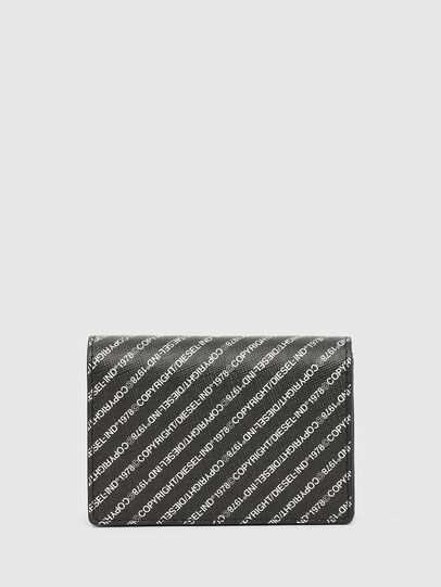 Diesel - CARDA, Black/White - Card cases - Image 1