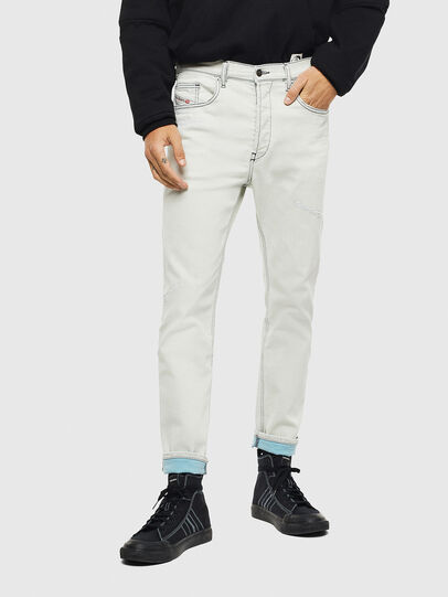 Diesel - D-Eetar 009BM, Light Blue - Jeans - Image 1