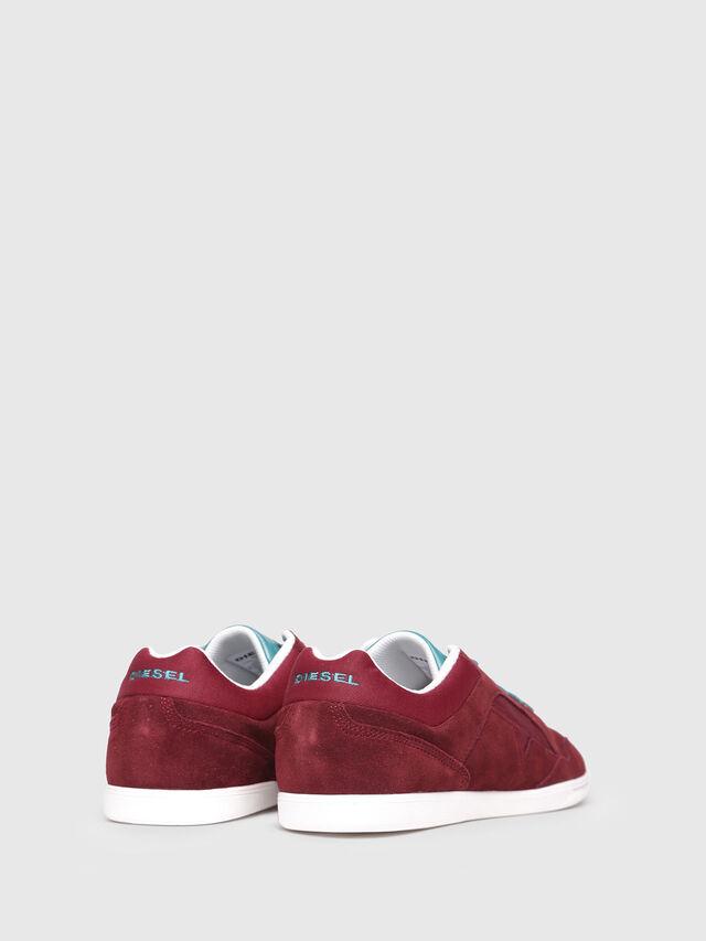 Diesel - S-HAPPY LOW, Red - Sneakers - Image 3
