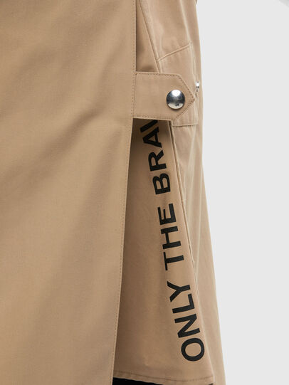 Diesel - J-JAY, Light Brown - Jackets - Image 6