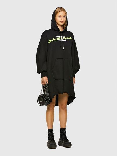Diesel - D-NEWS, Black - Dresses - Image 5
