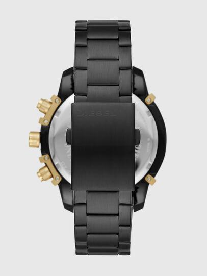 Diesel - DZ4525, Black/Gold - Timeframes - Image 3